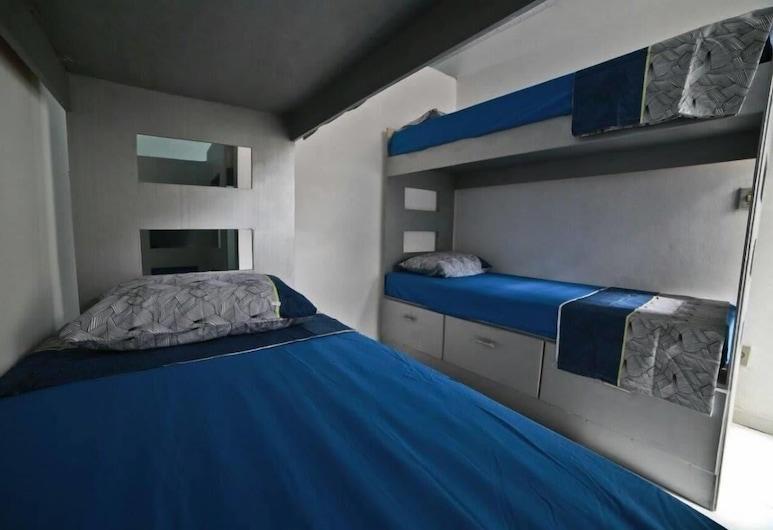 Hostel Evangélico Brás, São Paulo, Spoločná zdieľaná izba typu Basic, Hosťovská izba