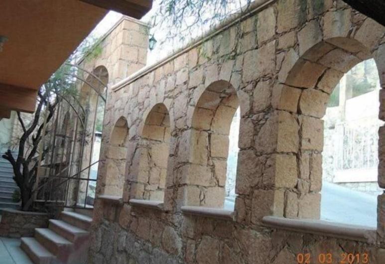 Hotel Posada San Jorge, Ezequiel Montes, Exterior