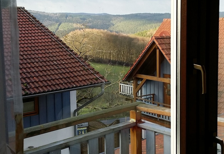 Apartment for 2 Pers. With Balcony Near Castle Road and Neckar Valley, Rothenberg, Balcony