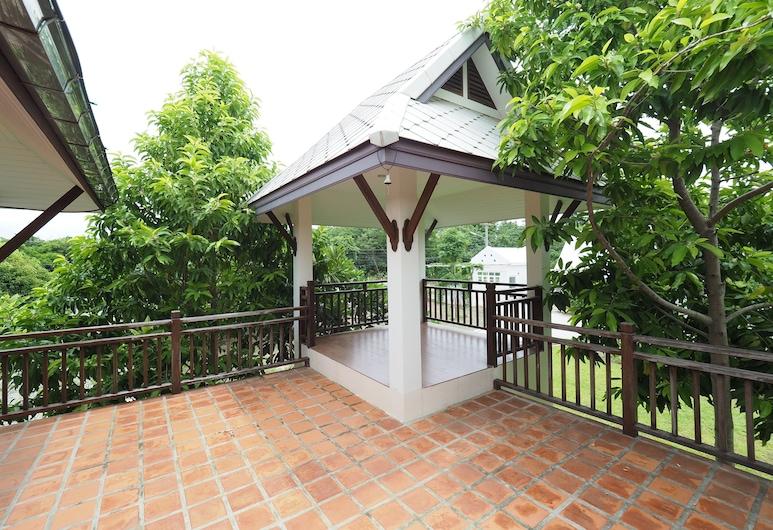 Baan2Rai, Kanchanaburi, 2-Bedroom House , Terasa / vidinis kiemas