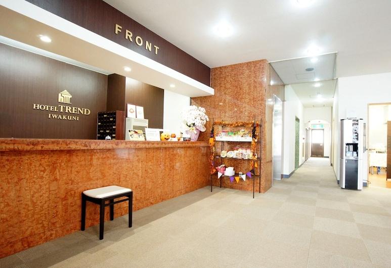 Hotel Trend Iwakuni, Iwakuni, Rezeption