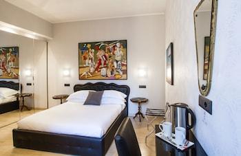 Milano bölgesindeki Aiello Rooms resmi