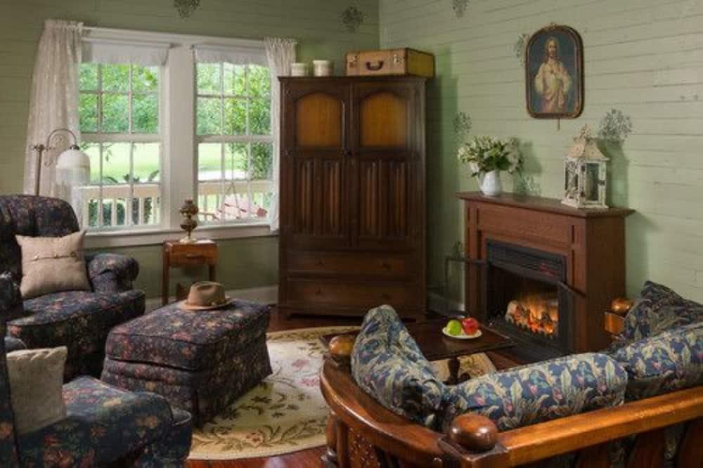 客房, 私人浴室 (Sweet Surrender Cottage) - 客廳