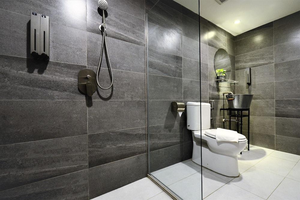 Superior Twin Room, 2 Katil Bujang (Single) - Bilik mandi