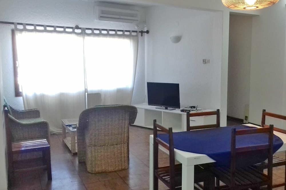 شقة - ٣ غرف نوم - منظر للخليج - مقابل البحر - منطقة المعيشة