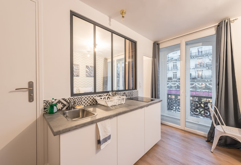 Apartments WS Saint Germain - Quartier Latin, Paris, Appartement, 1 chambre (#10), Chambre