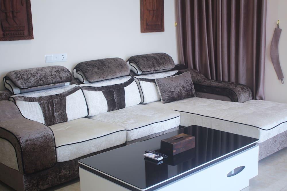 חדר (  VIP  ) - סלון