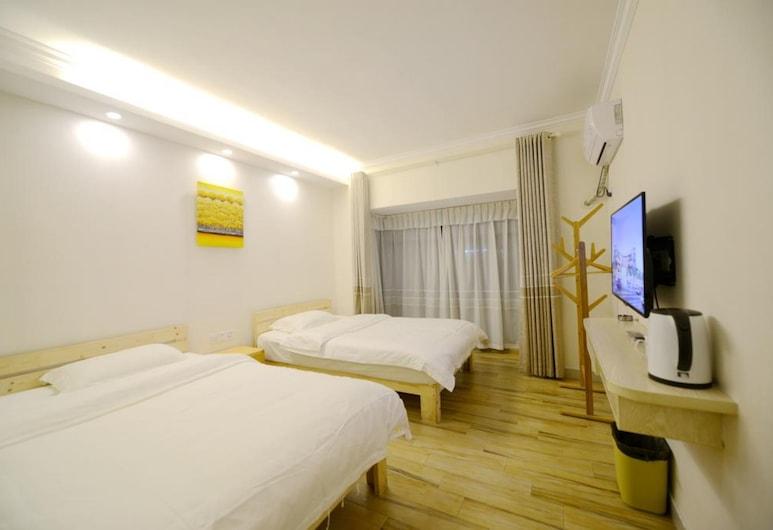 Dingding Inn Zhangjiajie, Zhangjiajie, Suite, 2 slaapkamers, Kamer