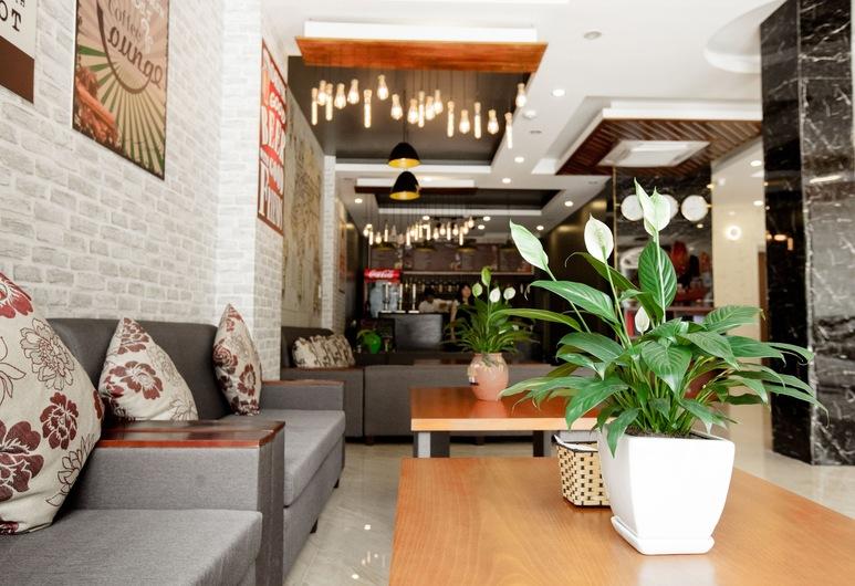 Ha Long Seoul Hotel, Ha Long, Sittområde i lobbyn