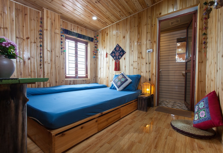 Mega View Homestay, Sa Pa, Deluxe Double Room, 1 Double Bed, Mountain View, Guest Room