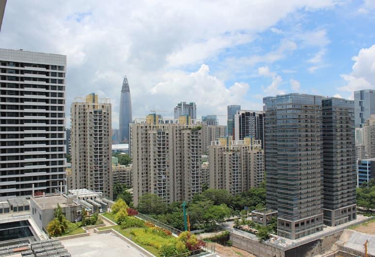Yue Jia Apartment Shenzhen Bay Branch, Shenzhen, Pogled iz hotela