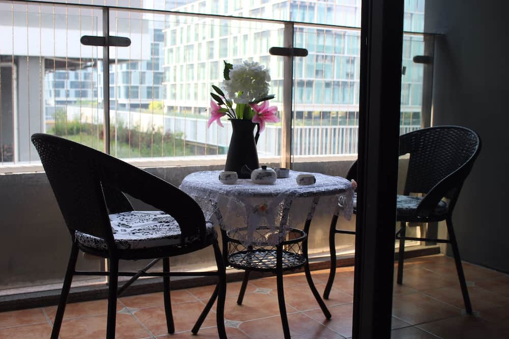 Apartemen Eksekutif, 1 kamar tidur - Balkon