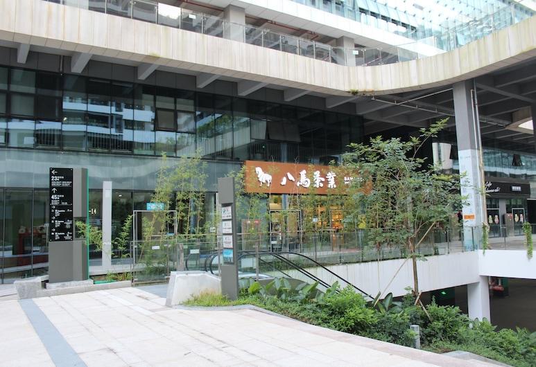 Yue Jia Apartment Shenzhen Bay Branch, Shenzhen, Hotel Entrance