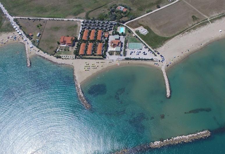 Diomedea Residence Village, Campomarino, Boendets framsida
