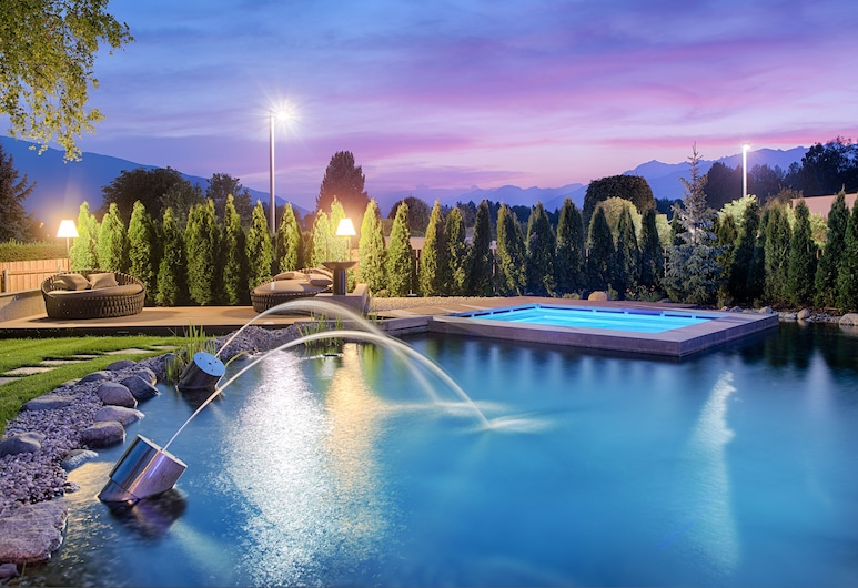 Majestic Hotel & Spa, Brunico, Ytra byrði