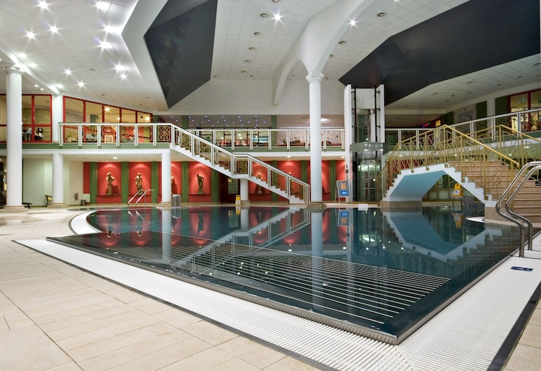 Hotel Luisa, Frantiskovy Lazne, Su Merkezi