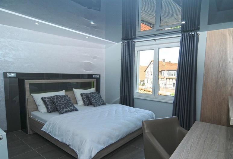 Hotel Nanis, Wunstorf, Habitación doble, baño privado, Habitación