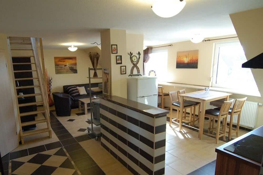Apartamento, baño privado (60 m2) - Cuarto de baño