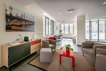 Bordo bölgesindeki All Suites Appart Hotel Bordeaux Marne resmi