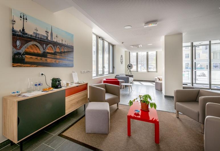 All Suites Appart Hotel Bordeaux Marne, Bordeaux, Reception