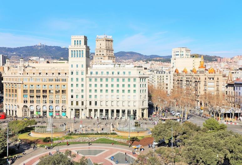 Iberostar Selection Paseo de Gracia, Barcelona, Fachada do hotel