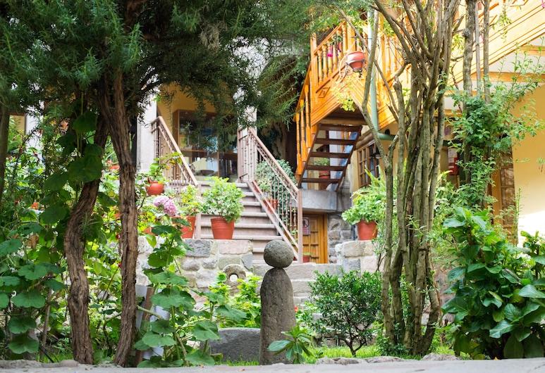 Amaru Colonial, Cusco, Obývacie priestory