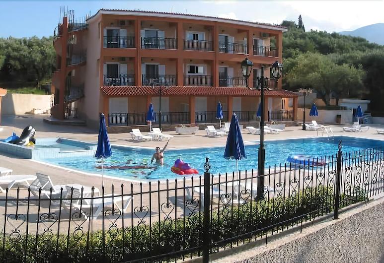 Zante Dolphin, Ζάκυνθος, Θέα από το ξενοδοχείο
