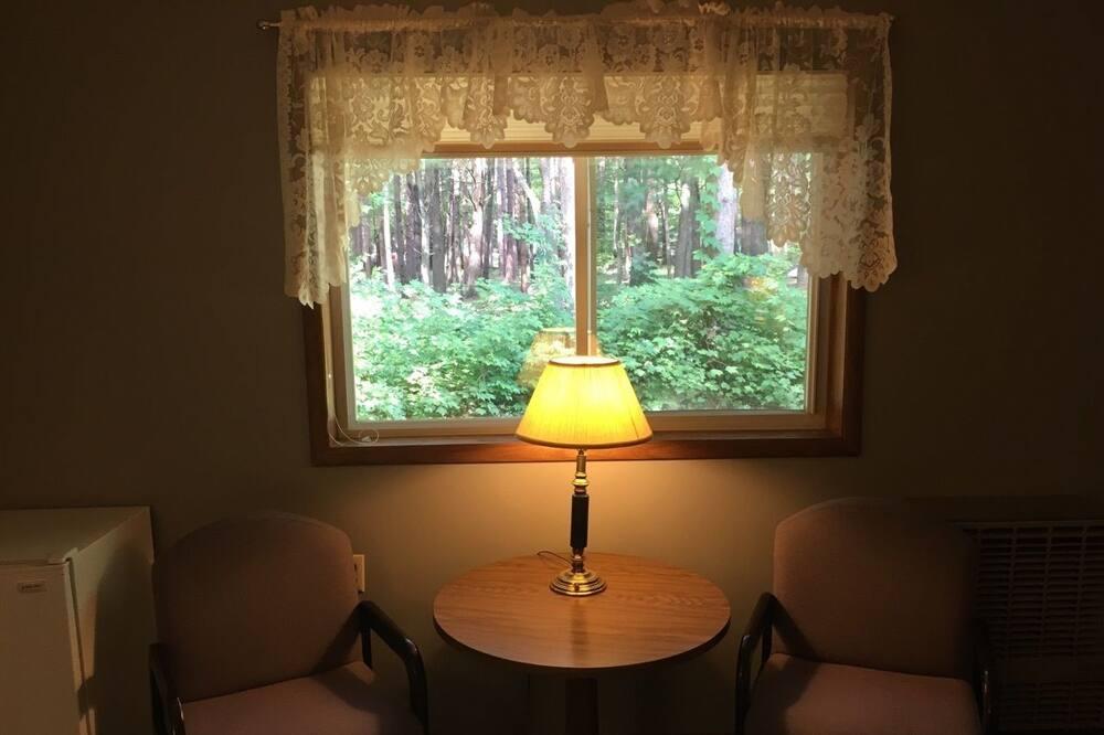 Soba, 2 bračna kreveta, pogled na resort - Soba za goste