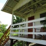 House, 1 Bedroom, Garden View - Balkoni