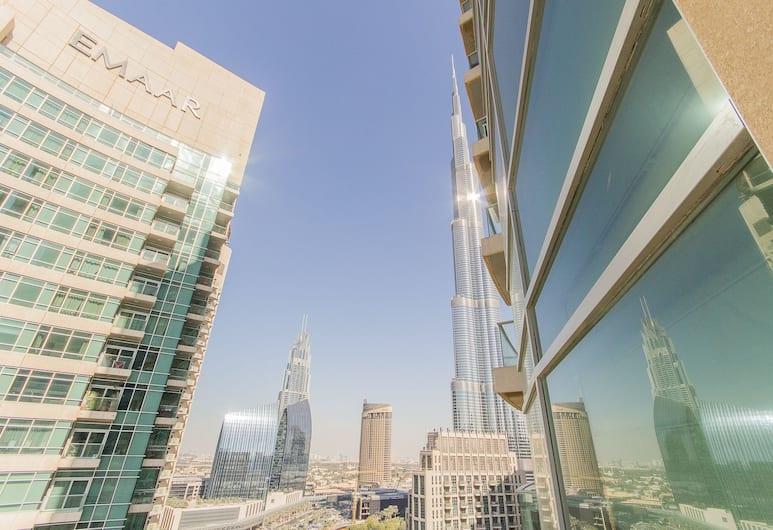 DHH - Loft West, Dubajus, Išorė