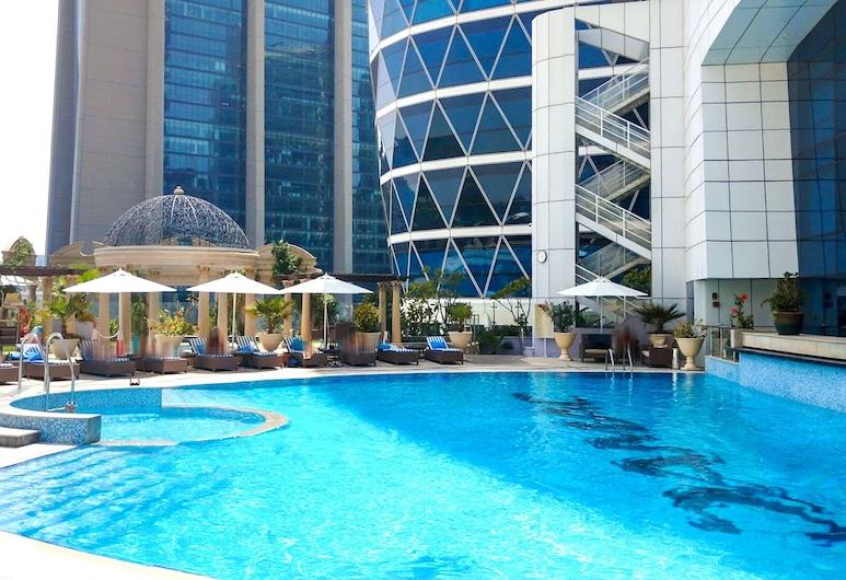 DHH - Park Tower A, Dubajus, Vidaus baseinas