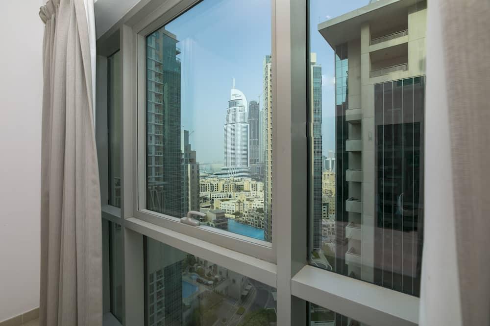 Estudio - Vista al balcón