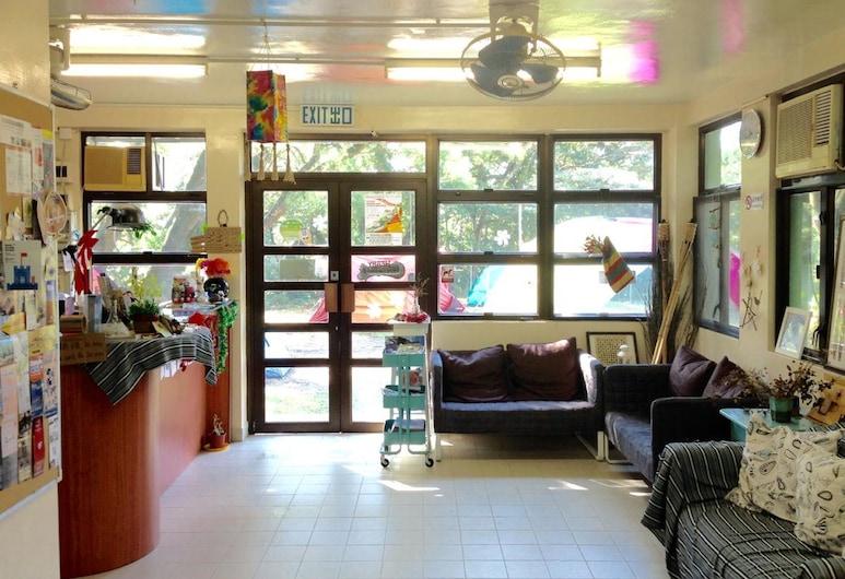 (Lantau Island) YHA Ngong Ping SG Davis Youth Hostel, Ngong Ping , Recepcja