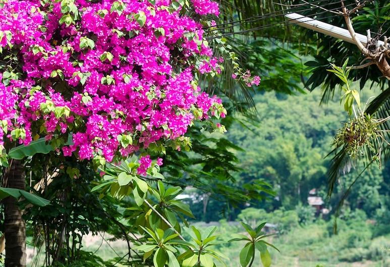 Villa Chitdara 2 Mekong Riverside, לואנג פראבנג, מרפסת/פטיו