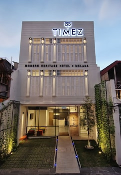 Picture of Timez Hotel Melaka in Malacca