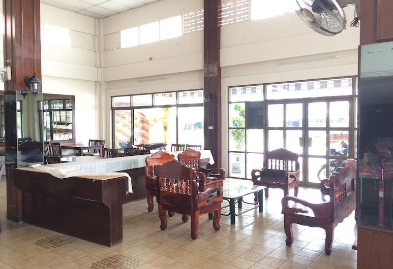 Lukmuang 2 Hotel, Phang Nga, Lobby Sitting Area