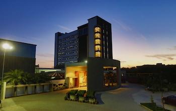 Foto van Hotel Kasturi Orchid in Jodhpur