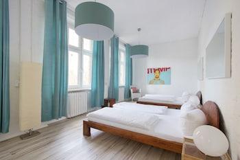 柏林頂級公寓 - 弗魯菲爾德坦佩霍夫閣樓酒店的圖片