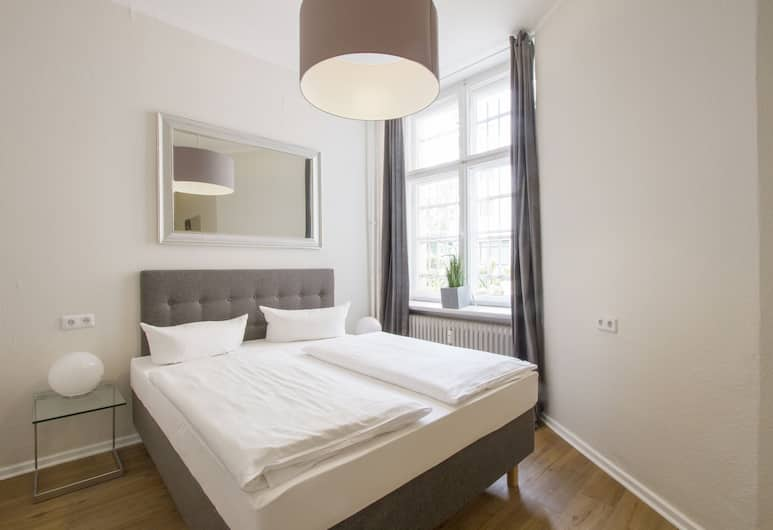 Primeflats - Huge Apartment at Gasometer 17, Berlin, Lägenhet City - 3 sovrum, Rum