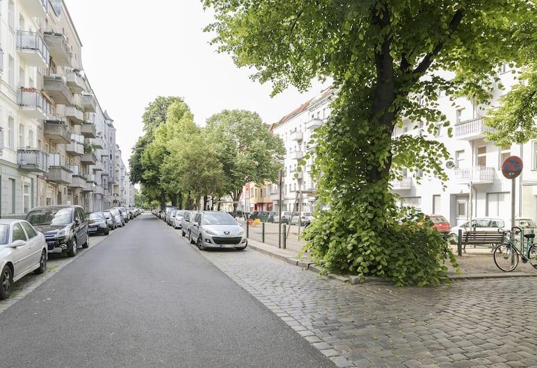 Primeflats - Apartment Togo - Afrikanisches Viertel, Berlino, Vista dalla struttura