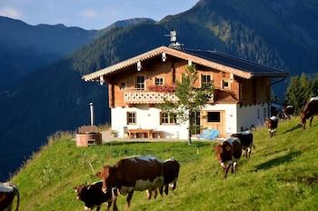 Foto do Alpine Premium Chalet Wallegg-Lodge em Saalbach-Hinterglemm