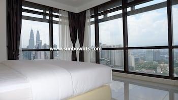 在吉隆坡的吉隆坡时代广场太阳虹套房酒店照片