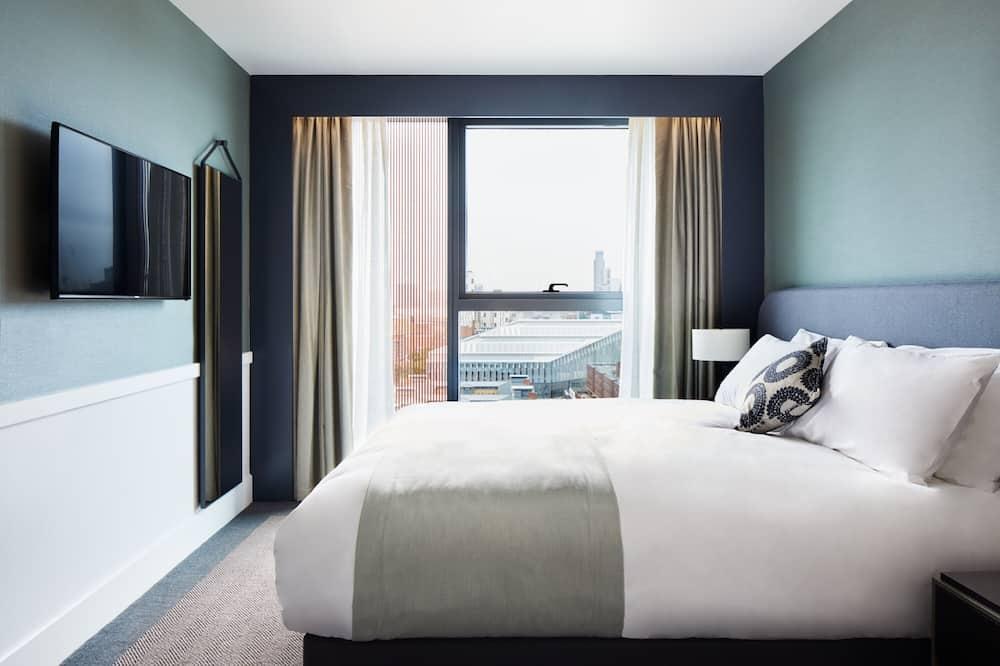 Suite, 1 Bedroom, Kitchen - City View