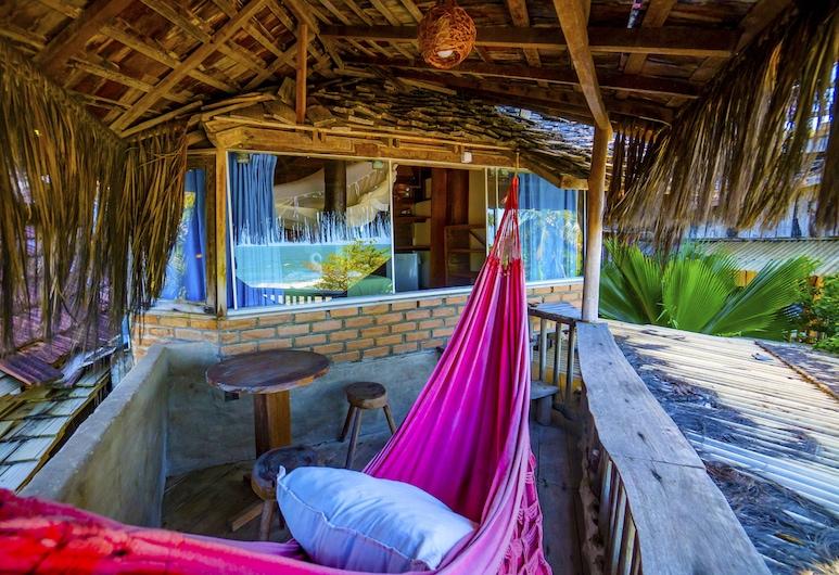 Pousada Tãnara, Itacare, Suite Acacia Vista Mar, Balcony