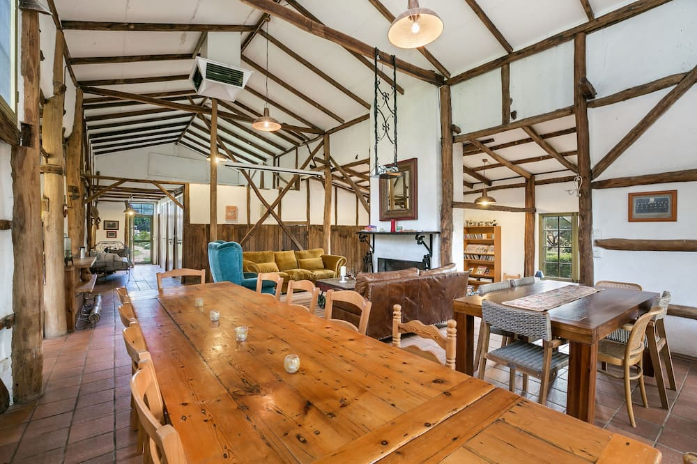 The Barn   - In-Room Dining