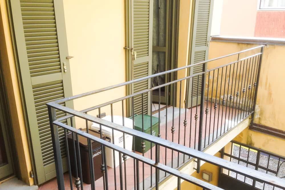 Чотиримісний номер, обладнано для інвалідів, для некурців - Балкон