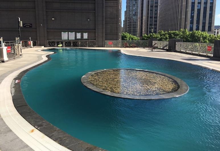 崑山建滔酒店, 蘇州市, 室外游泳池