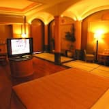 Luxury-Doppelzimmer - Wohnzimmer