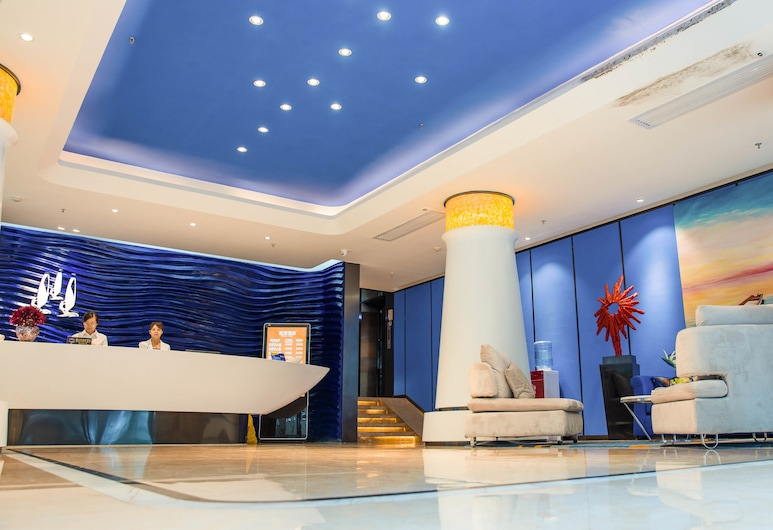 The Harbour Hotel, Guangzhou, Lobby