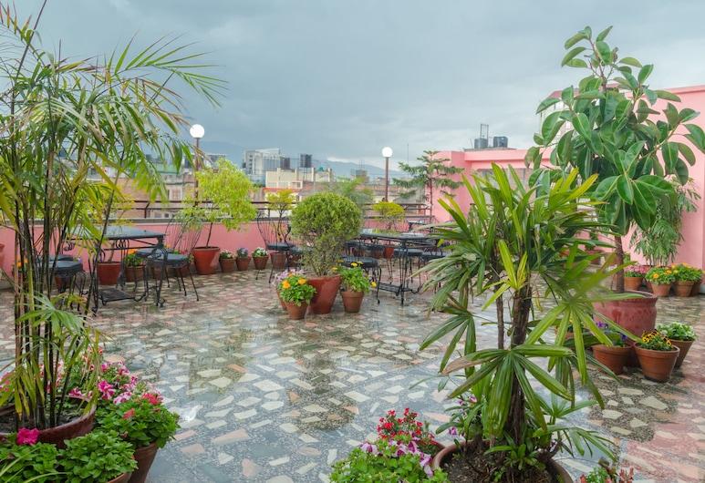 Skyline Hotel , Kathmandu, Terrace/Patio